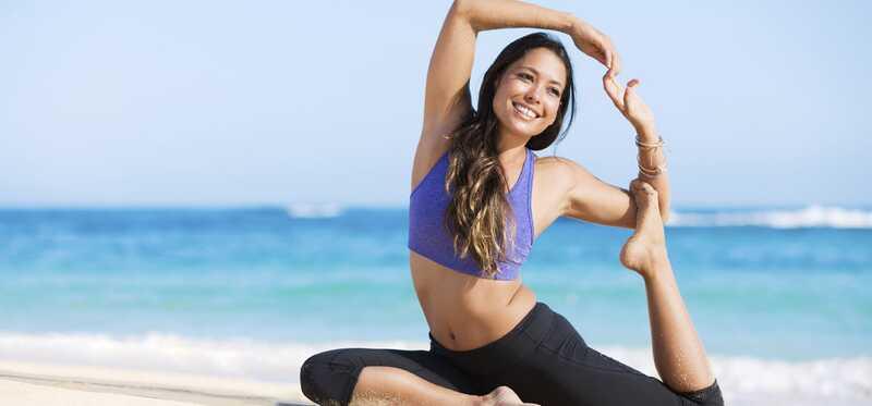 7 úžasných výhod morskej jógy Pose na vaše telo