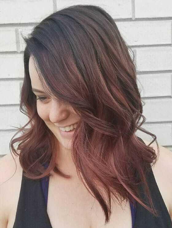 20 burvju sarkankoka matu krāsu idejas