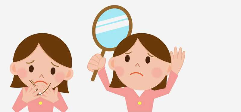 6 pagrindinės plaukų slinkimo priežastys vaikams