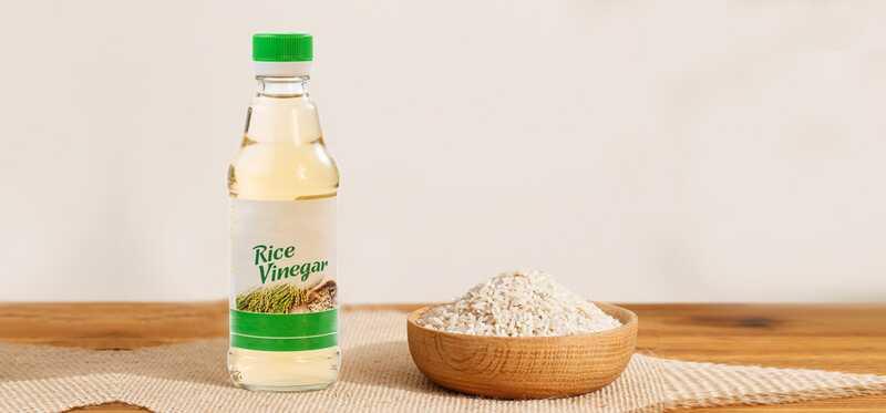 Ako urobiť octu ryže?