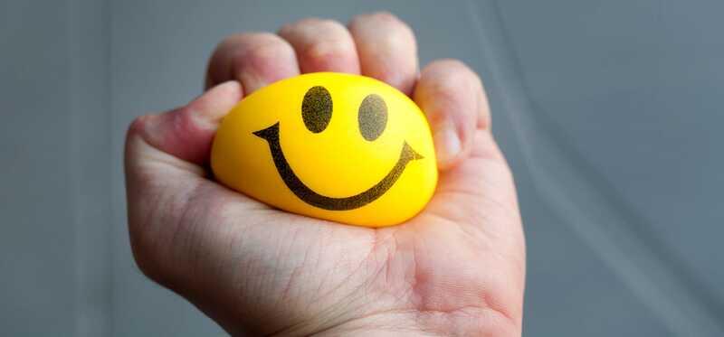 Ako urobiť stres lopta doma?