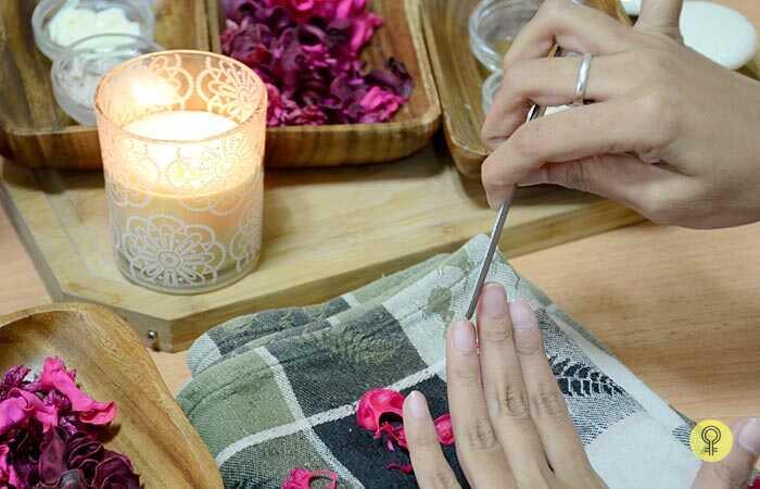 Ako urobiť manikúru doma