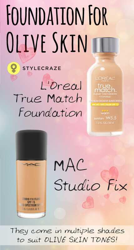 Makeup tipy pre olivovú pokožku