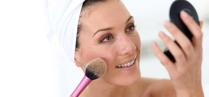 5 jednoduchých tipov pre make-up Keď ste starší ako 40 rokov