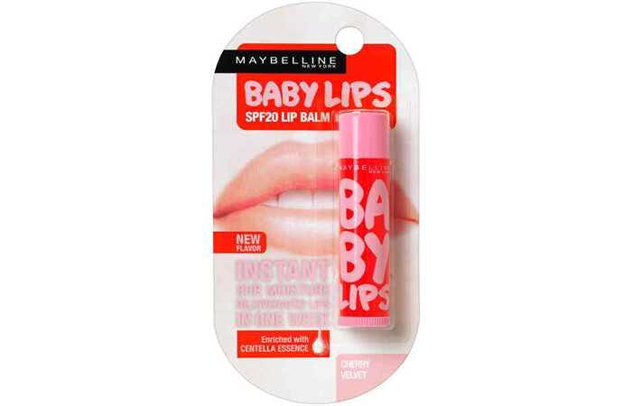 Maybelline kūdikių lūpų lūpų balzamas apžvalga