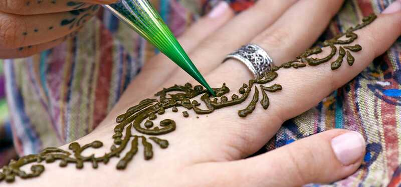 Top 10 Mehndi Artists i Delhi