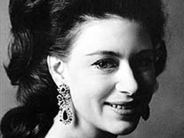 Top 10 emlékezetes kép a hercegnő Margaret