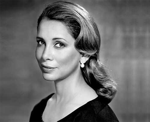 Top 10 printsess Haya Bint Al Husseini meeldejäävad pildid