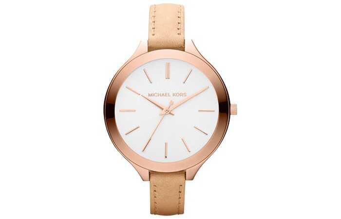 20 najlepších hodiniek Michael Kors Women