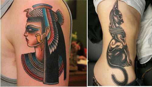24 Mindblowing tetovanie vzory pre dievčatá