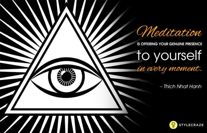 13 Zázračné výhody pyramídovej meditácie na vašom tele