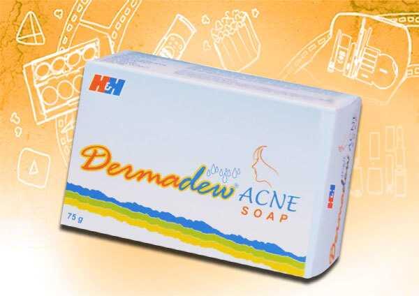 Top 5 najpopulárnejších akné mydla k dispozícii