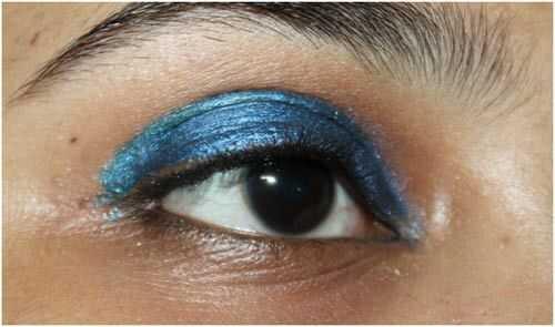 Moslimský svadobný makeup - krok Wise tutorial s obrázkami