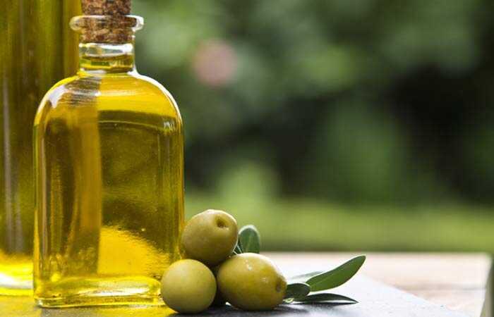 olivolja torr hud