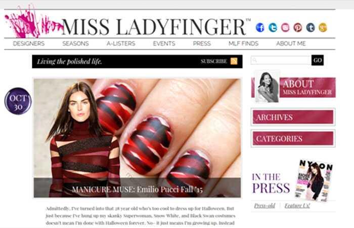 Top 23 blogov nail art musíte zkontrolovať teraz
