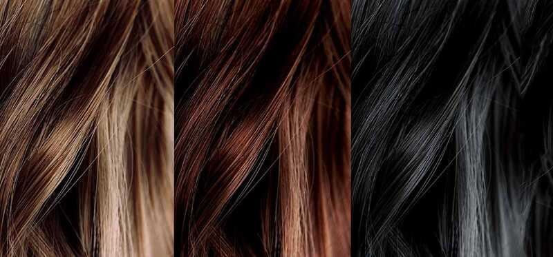 Neutrálna farba vlasov Sprievodca - akú farbu vám vyhovuje to najlepšie?