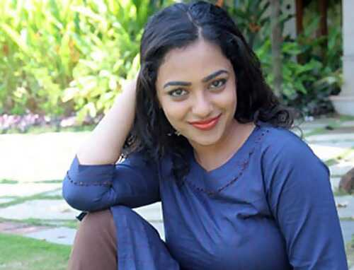 10 fotografií Nithya Menon bez make-upu