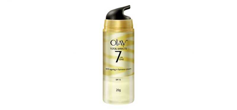 Olay Total effekter 7 i One Anti-Aging fairness cream Review