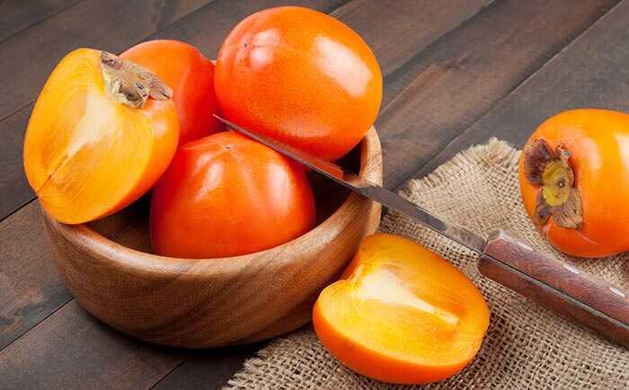 14 geweldige gezondheidsvoordelen van Persimmon (Tendu)