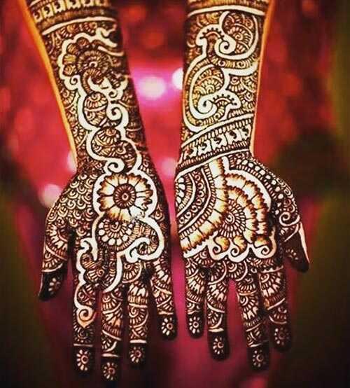 20 Vynikajúce svadobné návrhy Mehendi pre váš Svadobný deň