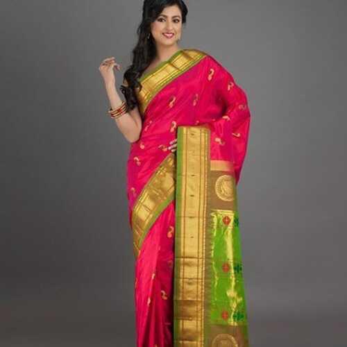 20 najlepších Paithani Sarees pre svadbu, ktorá vás omráči