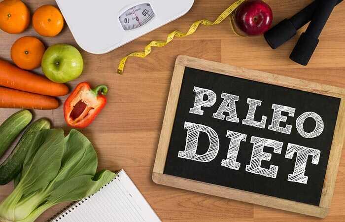 Paleo Kost til vægttab
