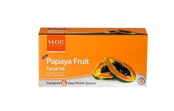 Top 5 papajské tvárové kity sú k dispozícii