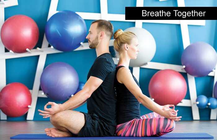 7 Partner Yoga Asanas Du bør prøve