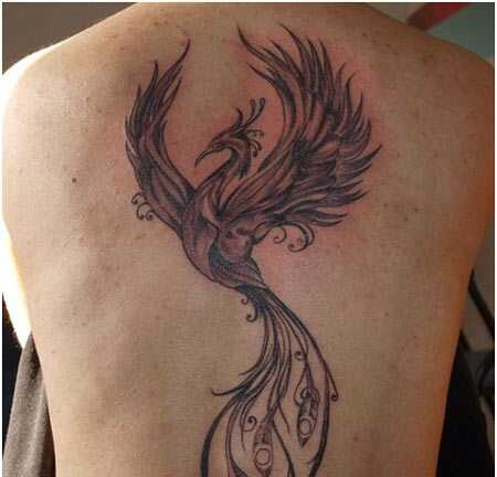 Top 10 dizajn tetovania Phoenixu