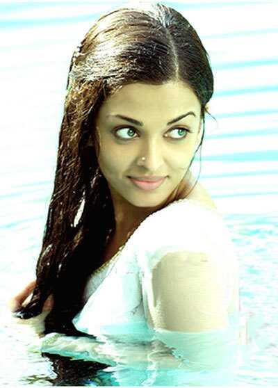 15 fotografií Aishwarya Rai bez make-upu