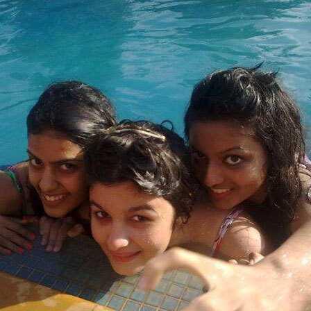 FANGET! 10 billeder af Alia Bhatt uden makeup