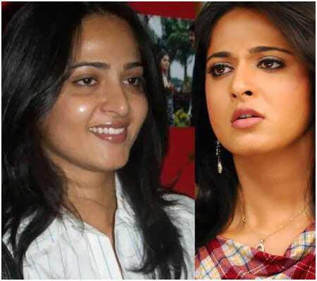 10 billeder af Anushka Shetty uden makeup