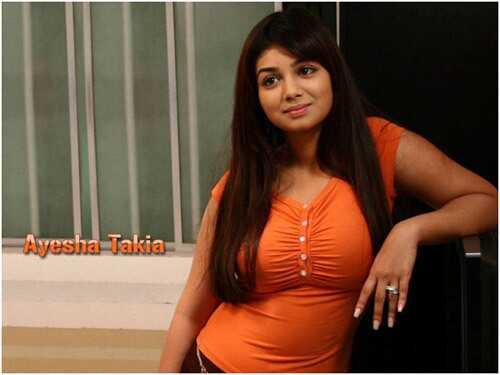 10 fotografií Ayesha Takia bez make-upu