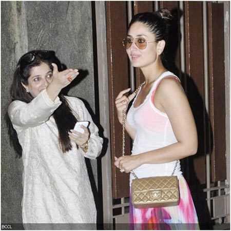 Püütud! Kareena Kapoor ilma meikuta!