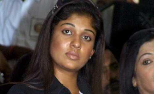 25 fotografií Nayanthara bez make-upu