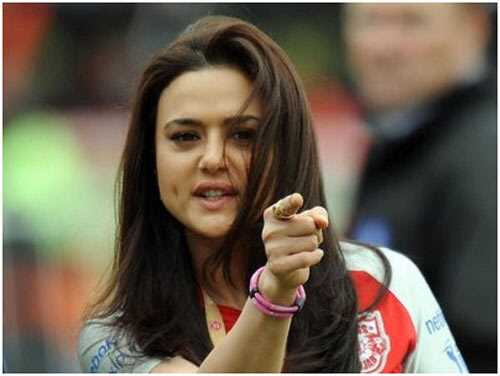 10 fotografií Preity Zinta bez make-upu