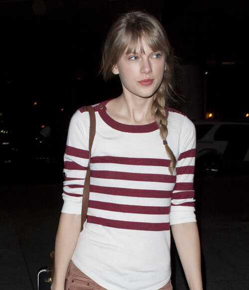 Taylor Swift bez makeupu - Nemôžeš si predstaviť?