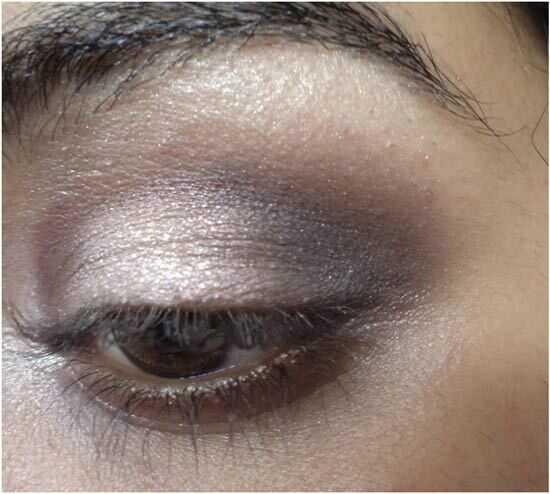 Ružový očný make-up tutorial