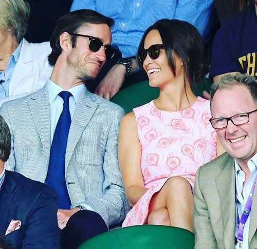 Gearing Up for Pippa Middleton og James Wedding - Her er alt, hvad vi kender så langt!