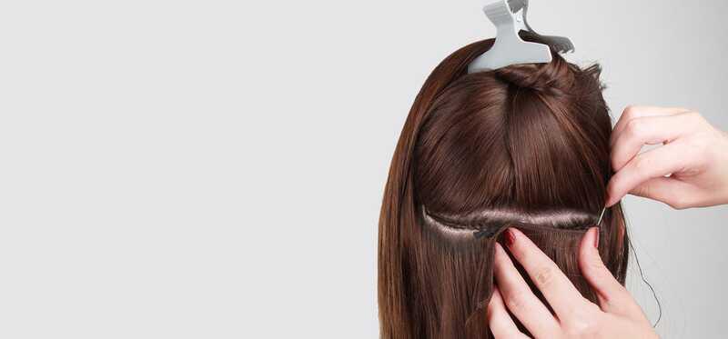 7 populárnych vlasov Extension Salons v Hyderabad