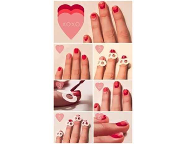 Top 10 populære nail art Stencils