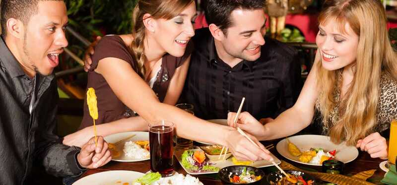 20 najobľúbenejších reštaurácií v Bombaji