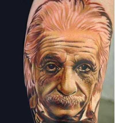 Top 10 portreta tetovējumu dizaini