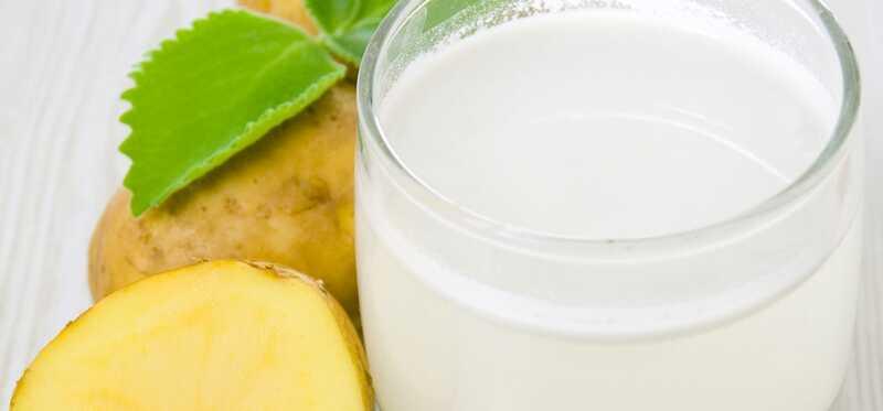 Ako pomáha bramborová šťava pri chudnutí?
