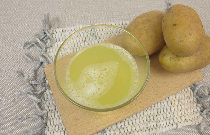 Ako používať zemiakovú šťavu na rast vlasov?