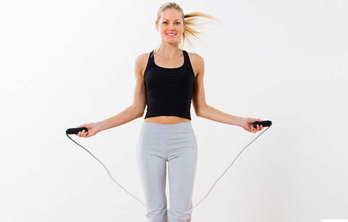 14 neverovatnih prednosti preskakanja vježbanja za vaše telo