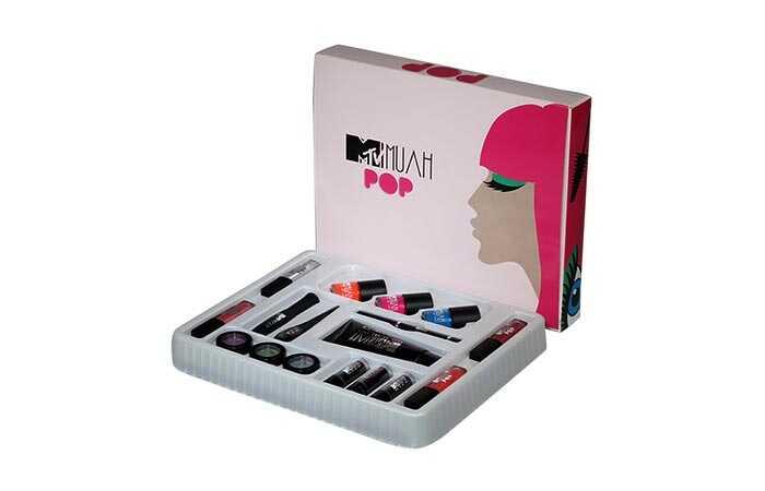 Top Professional Makeup Kits til rådighed