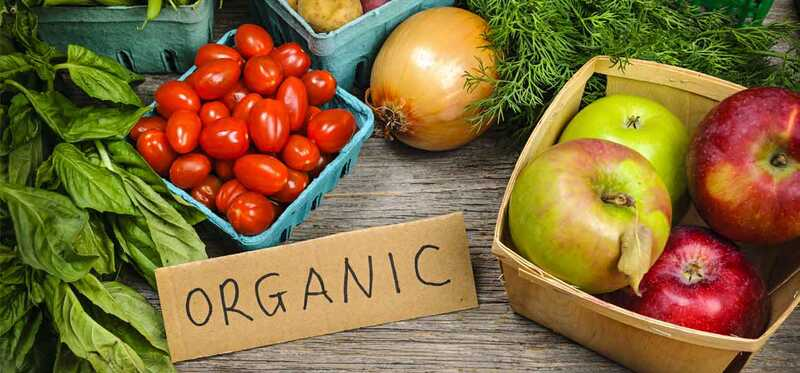 10 klady a zápory jedenia biopotravín