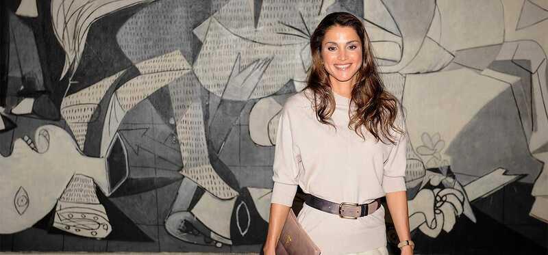 Kráľovná Rania je make-up, krása a fitness tajomstvo odhalenie