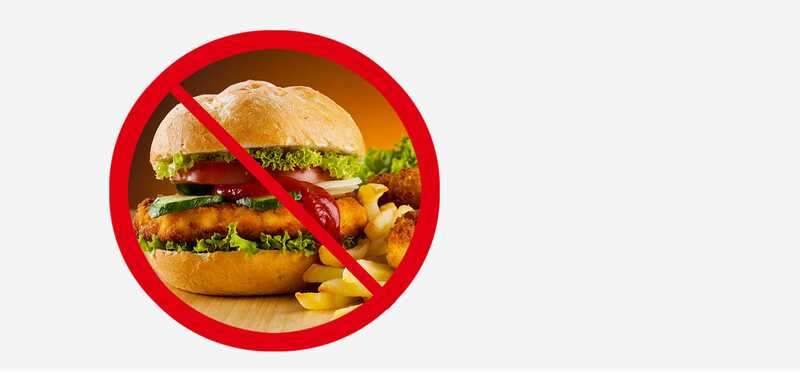 Top 10 priežasčių, kodėl turėtumėte nustoti valgyti greito maisto